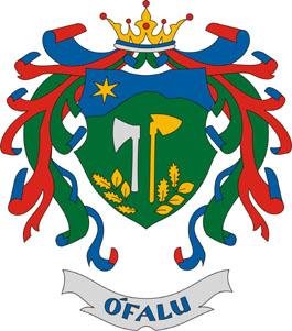 Ófalu település címere