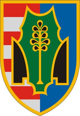 Olaszfalu település címere