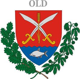 Old település címere