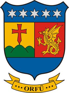 Orfű település címere