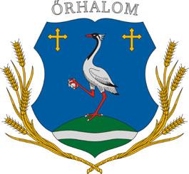 Őrhalom település címere