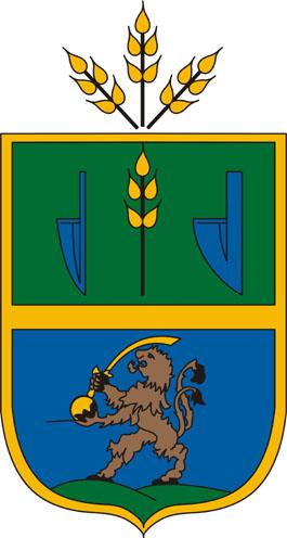 Örkény település címere