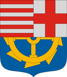 Örvényes település címere