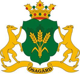 Ősagárd település címere