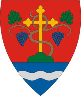 Ostoros település címere