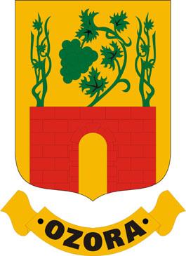 Ozora település címere