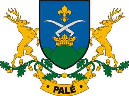 Palé település címere