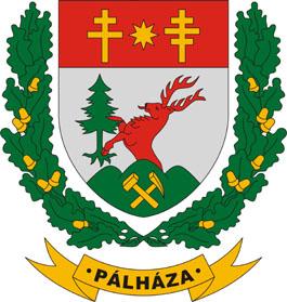 Pálháza település címere