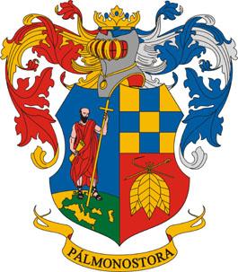 Pálmonostora település címere