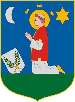 Pápa település címere