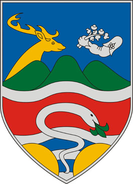 Parád település címere
