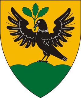 Patca település címere