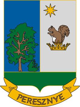 Peresznye település címere