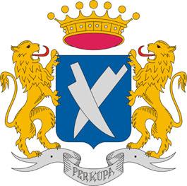 Perkupa település címere