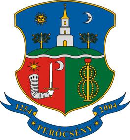 Perőcsény település címere