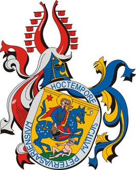 Pétervására település címere