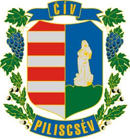 Piliscsév település címere