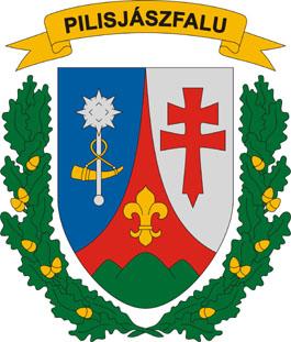 Pilisjászfalu település címere