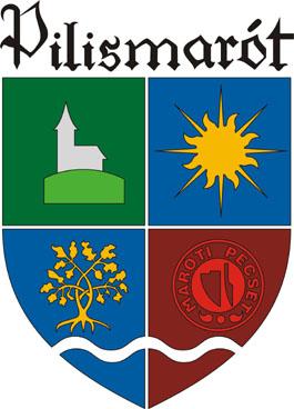 Pilismarót település címere