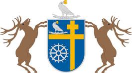 Pilisszentkereszt település címere