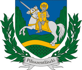 Pilisszentlászló település címere