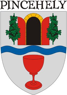 Pincehely település címere