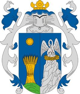 Polgárdi település címere