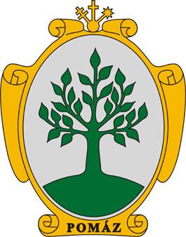 Pomáz település címere