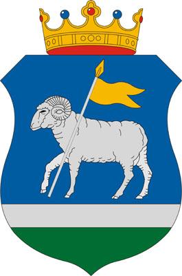 Poroszló település címere