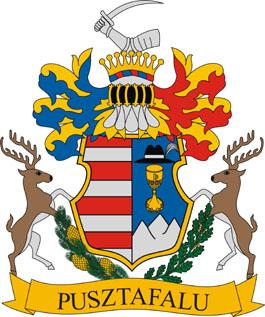 Pusztafalu település címere