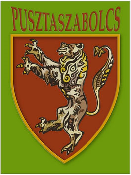 Pusztaszabolcs település címere