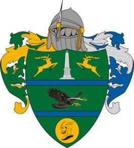 Pusztaszer település címere