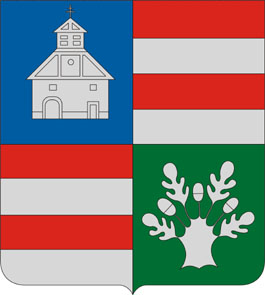 Pusztazámor település címere