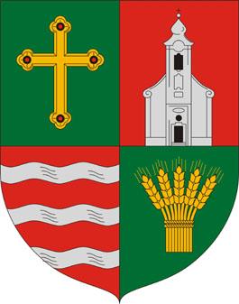 Ráckeresztúr település címere