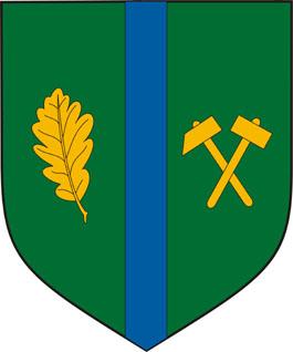 Recsk település címere