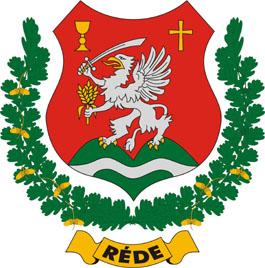 Réde település címere