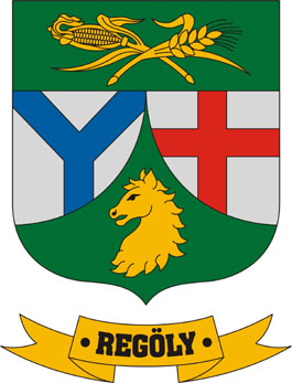 Regöly település címere