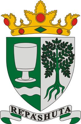 Répáshuta település címere