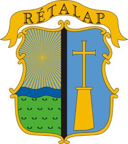 Rétalap település címere