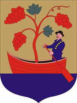 Révfülöp település címere