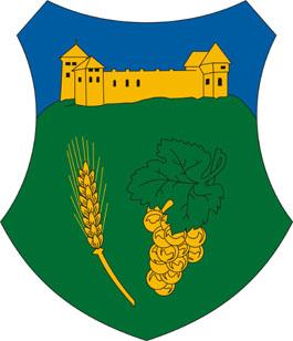 Rezi település címere