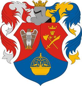 Ruzsa település címere