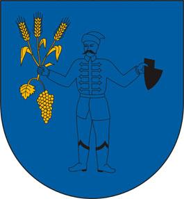 Sály település címere