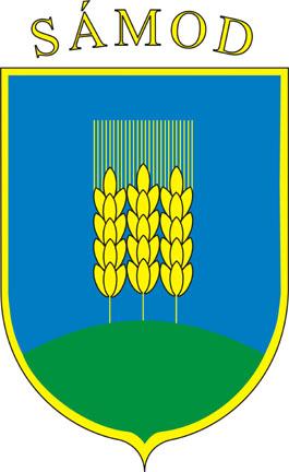 Sámod település címere