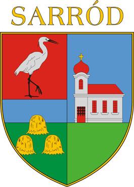 Sarród település címere