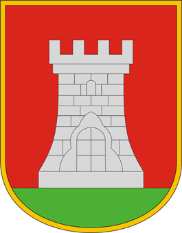 Sárvár település címere