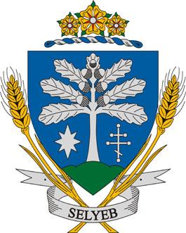 Selyeb település címere