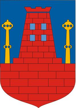 Simontornya település címere