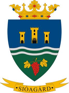 Sióagárd település címere