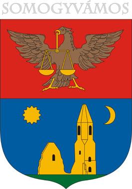 Somogyvámos település címere